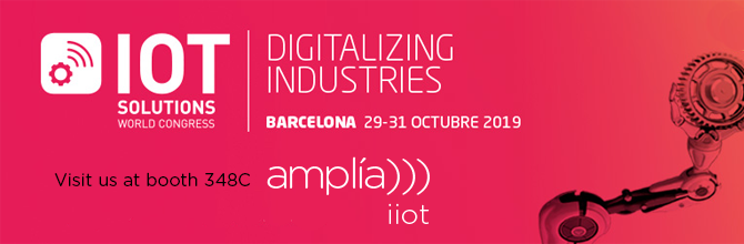 OpenGate will be exhibited at IoT Solutions World Congress 2019 in Barcelona